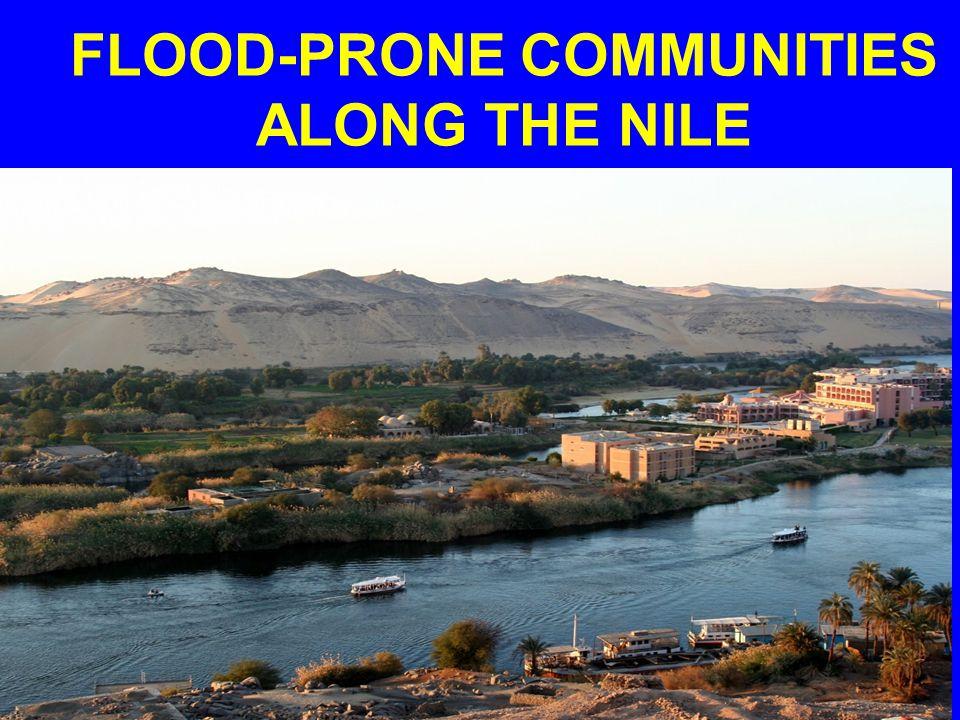 THE NILE'S FERTILE DELTA