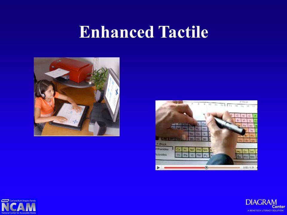 Enhanced Tactile