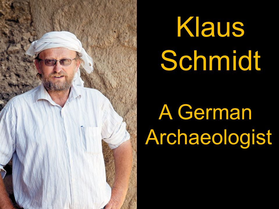 A German Archaeologist