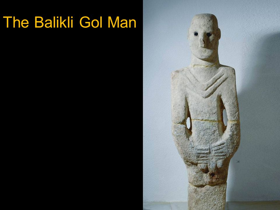 The Balikli Gol Man