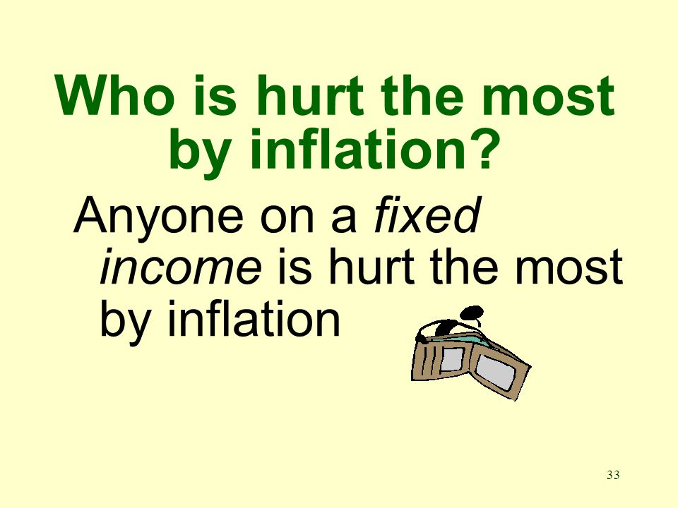 32 Can businesses or consumers cause inflation.