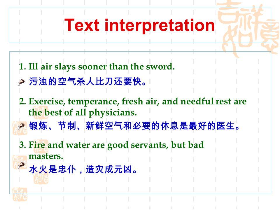 Text interpretation Picture talk ①②③ ④⑤ ⑥