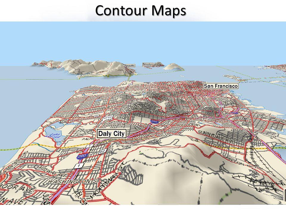 Contour Maps