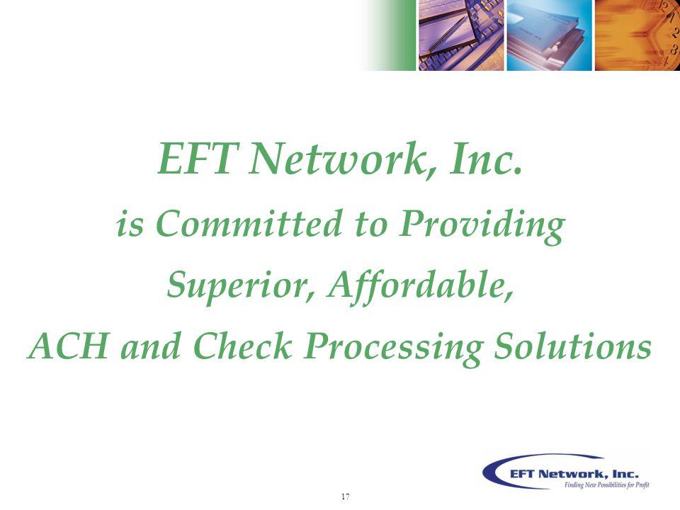 18 17 EFT Network, Inc.