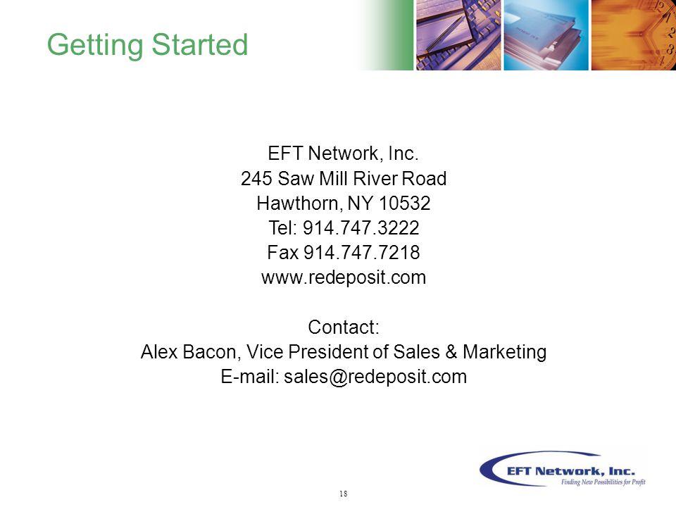 19 18 EFT Network, Inc.