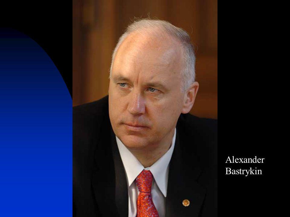 Alexander Bastrykin