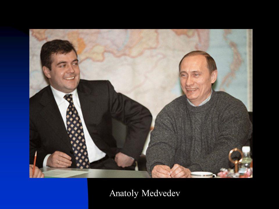 Anatoly Medvedev