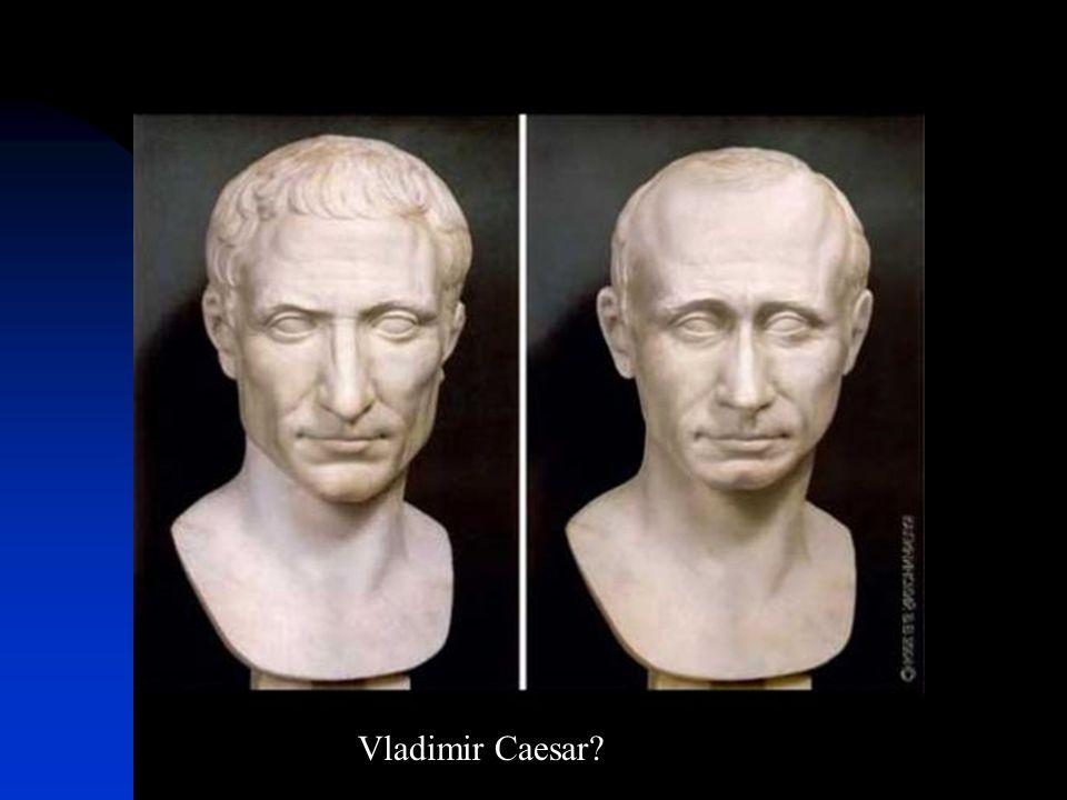 Vladimir Caesar?