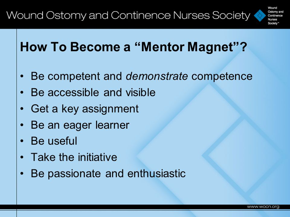 How To Become a Mentor Magnet .