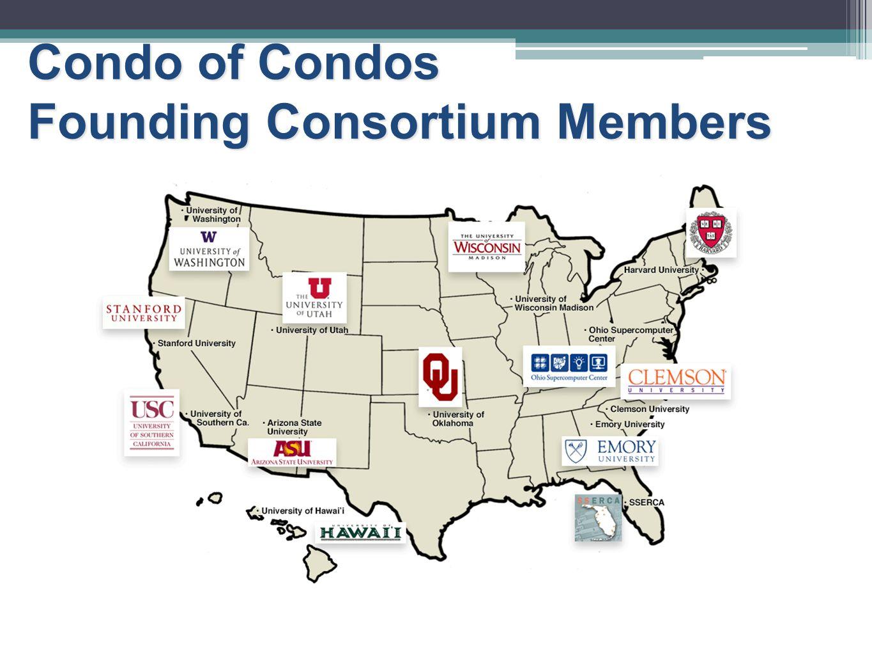 Condo of Condos Founding Consortium Members