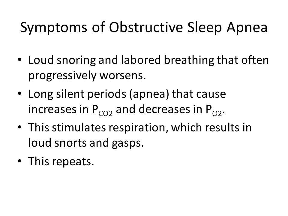 Central Sleep Apnea Less common than obstructive sleep apnea.