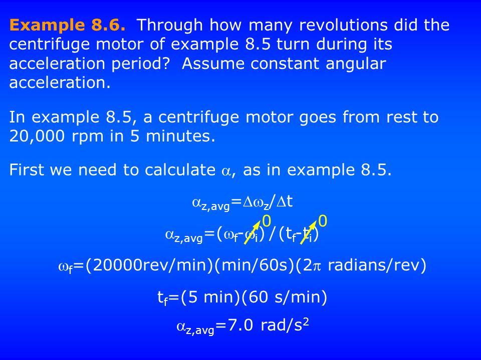 Example 8.6.