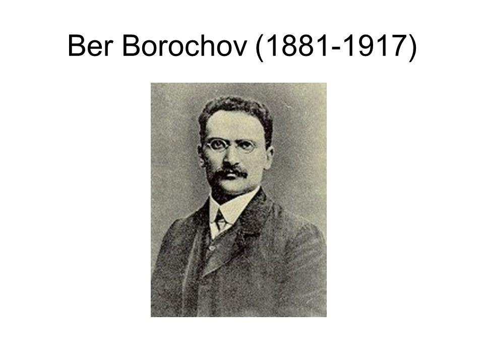 Ber Borochov (1881-1917)