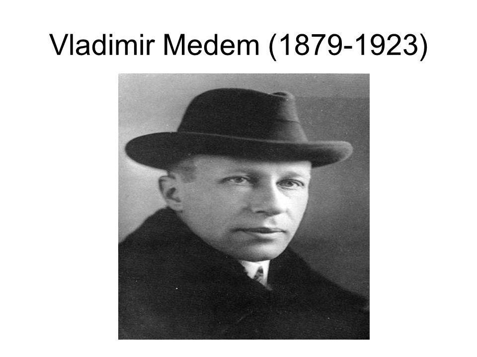 Vladimir Medem (1879-1923)
