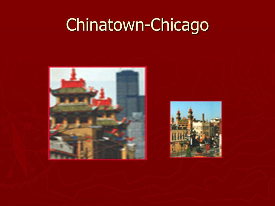 Chinatown-Chicago