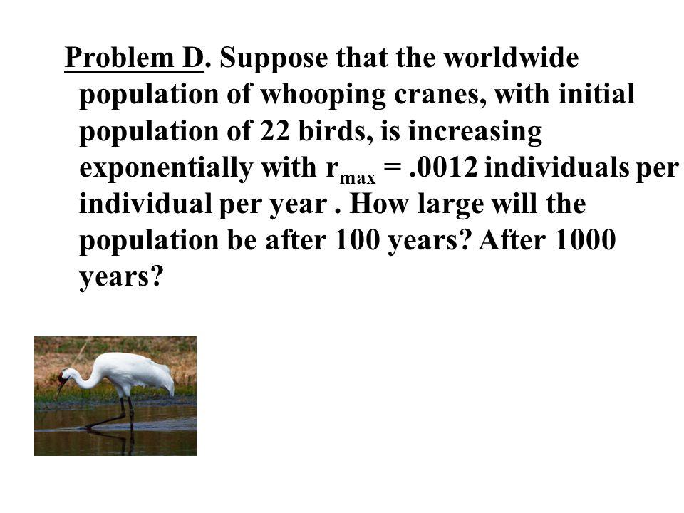 Problem D.