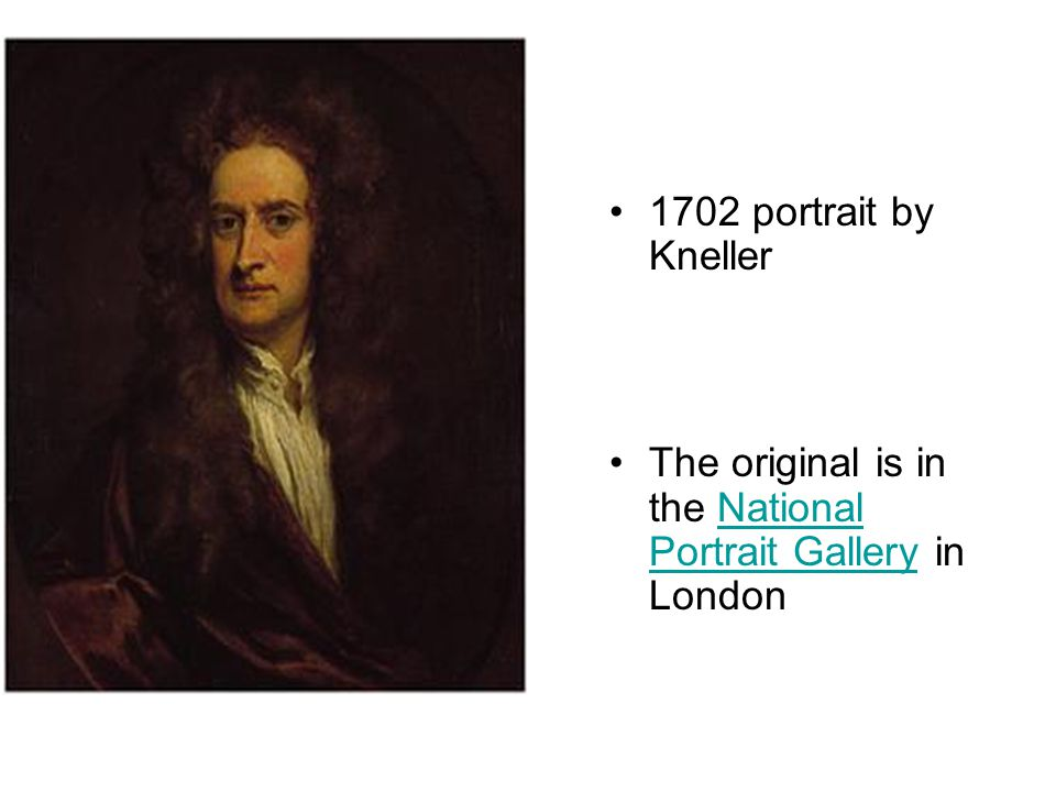 1702 portrait by Kneller The original is in the National Portrait Gallery in LondonNational Portrait Gallery