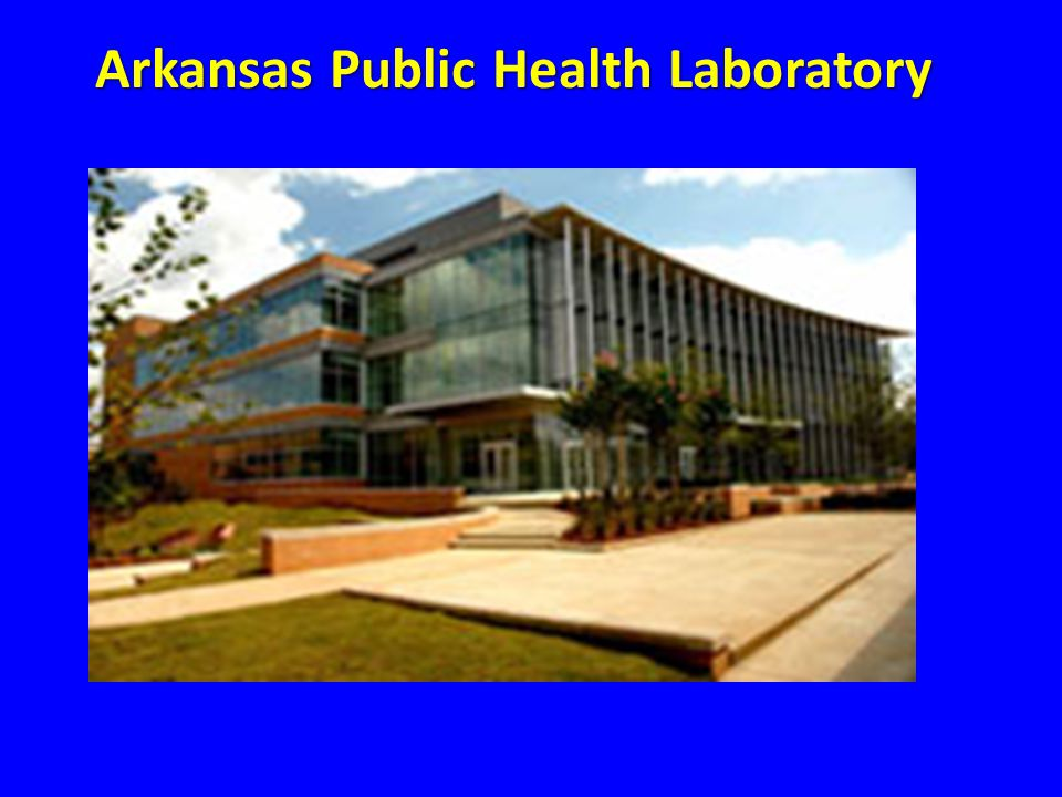 Arkansas Public Health Laboratory