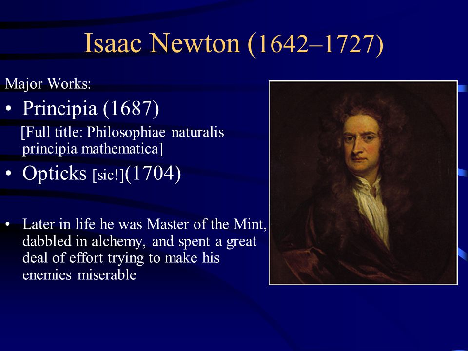 Newton's first Law In the absence of a net external force, a body either is at rest or moves with constant velocity.force body –Contrary to Aristotle, motion at constant velocity (may be zero) is thus the natural state of objects, not being at rest.