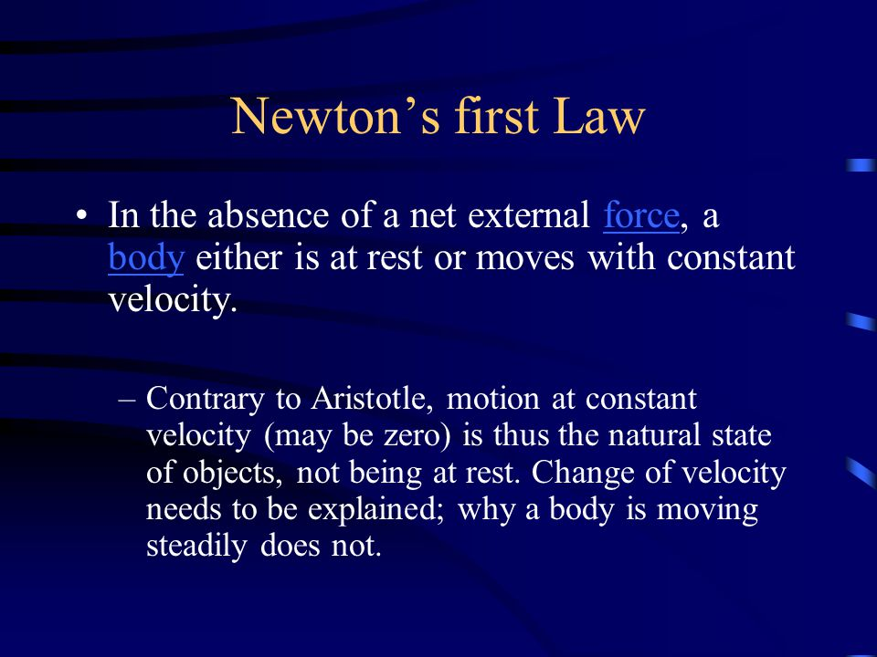 From Newton to Einstein If we use Newton II and the law of universal gravity, we can calculate how a celestial object moves, i.e.