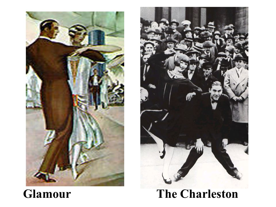 In the 1920's America Swings!