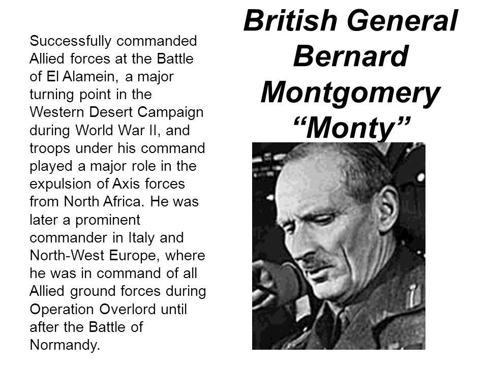 Germans & Italians surrender in North Africa