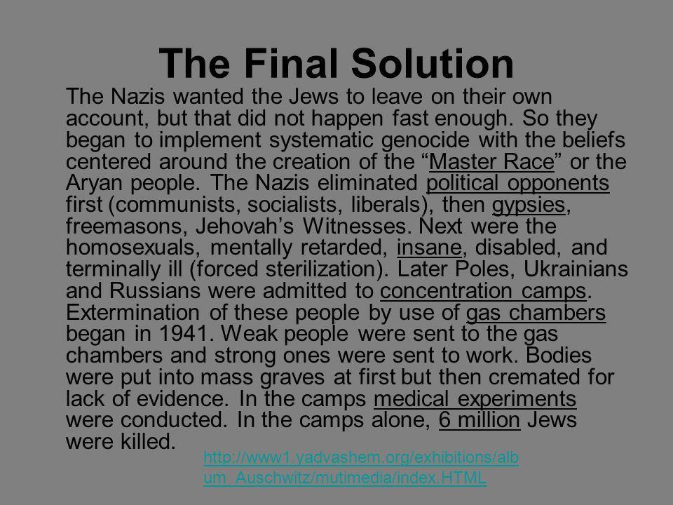 Concentration Camps Established - Dachau