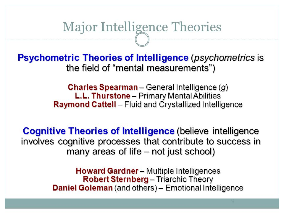 Extremes of Intelligence A valid intelligence test divides two groups of people into two extremes: the mentally retarded (IQ 70) and individuals with high intelligence (IQ 135).