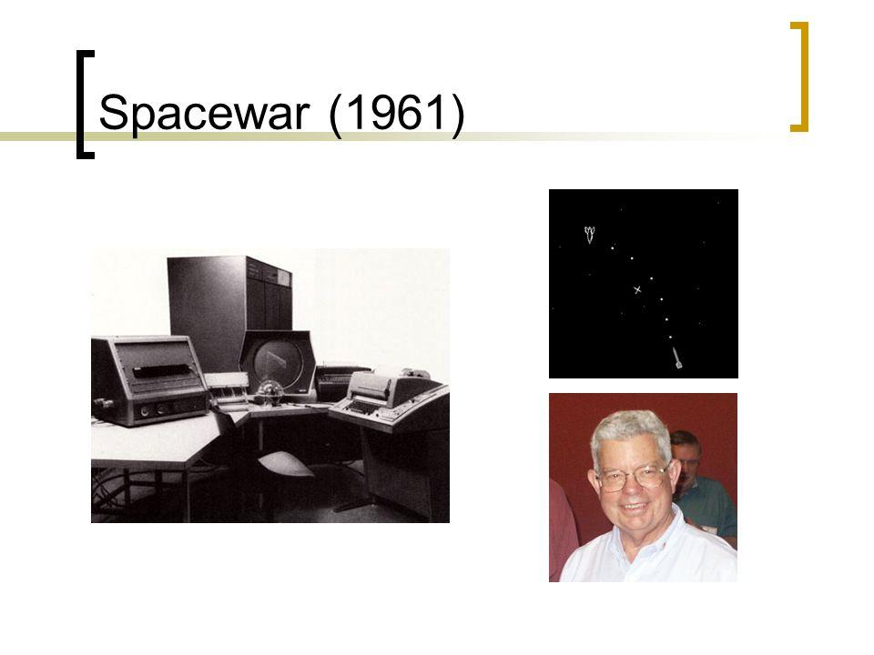 Spacewar (1961)