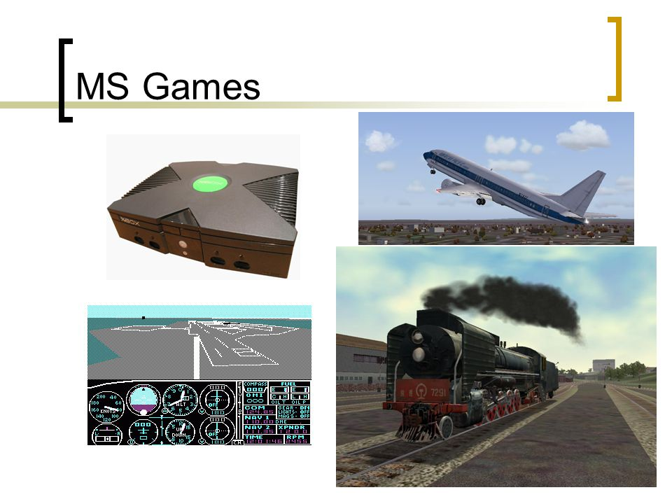 MS Games