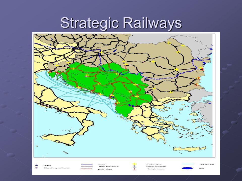 Strategic Railways