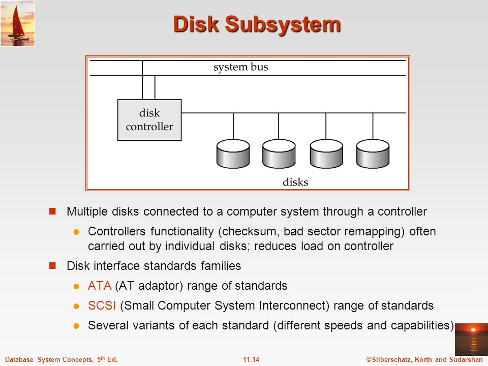 ©Silberschatz, Korth and Sudarshan11.14Database System Concepts, 5 th Ed.