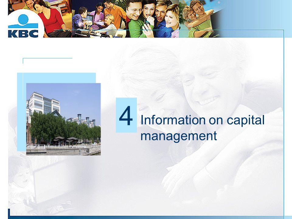 Foto gebouw 4 Information on capital management