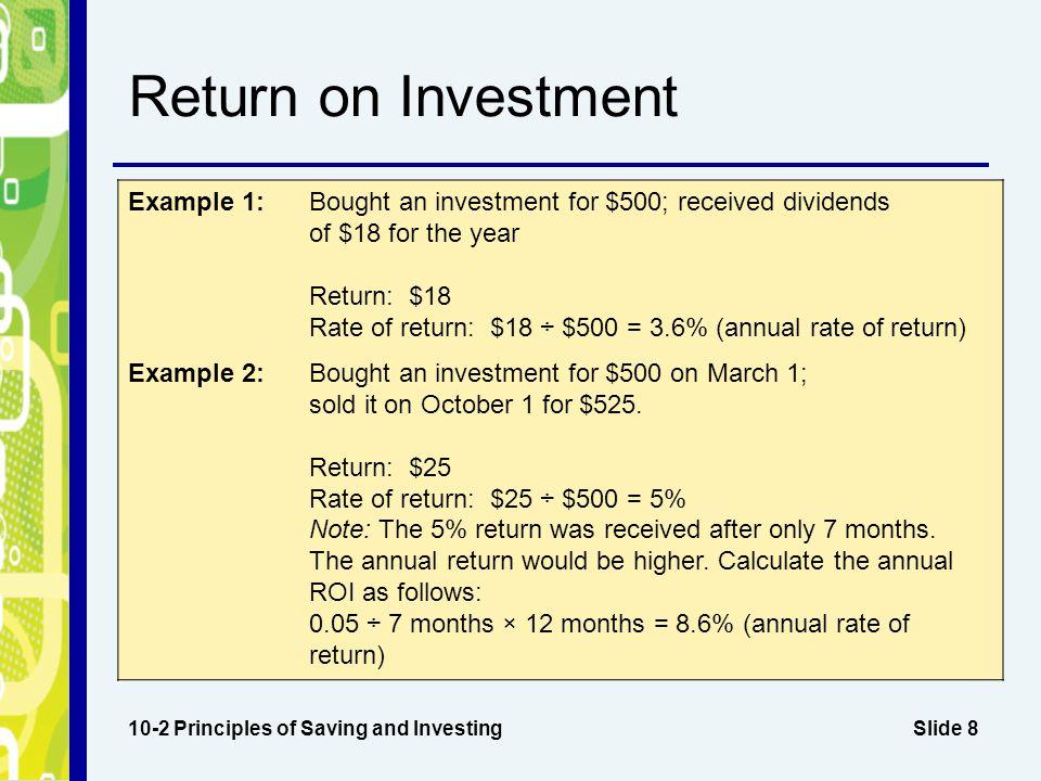 Slide 9 What Types of Risk Do Investors Face.