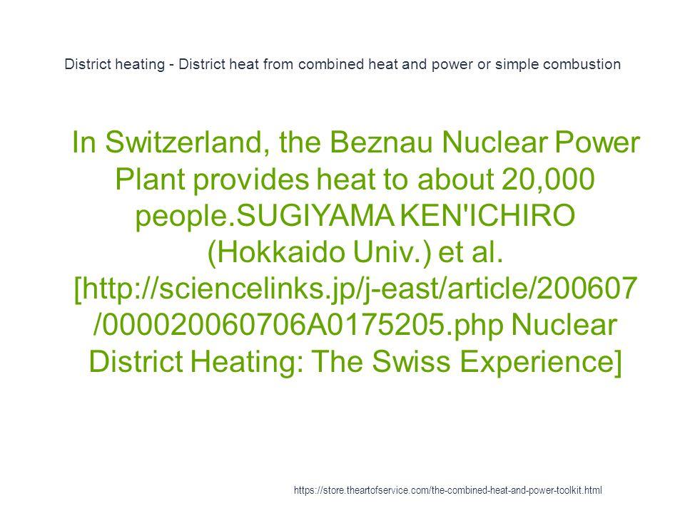 Micro combined heat and power - SOFC 1 *Vaillant Group|Vaillant (Sunfire/Staxera)[http:// www.sunfire.de/en Sunfire] https://store.theartofservice.com/the-combined-heat-and-power-toolkit.html