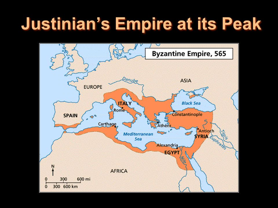 Christianity in the East and West Byzantine Empire Byzantine emperor controlled Church affairs The pope had no authority over all Christians Clergy kept right to marry Greek was language of the Church Easter was main holy day Emperor outlawed the use of icons, or holy images Byzantine emperor controlled Church affairs The pope had no authority over all Christians Clergy kept right to marry Greek was language of the Church Easter was main holy day Emperor outlawed the use of icons, or holy images Western European Christianity Pope controlled Church affairs The pope had authority over all Christians Clergy prohibited from marrying Latin was language of the Church Christmas was main holy day Use of holy images permitted.