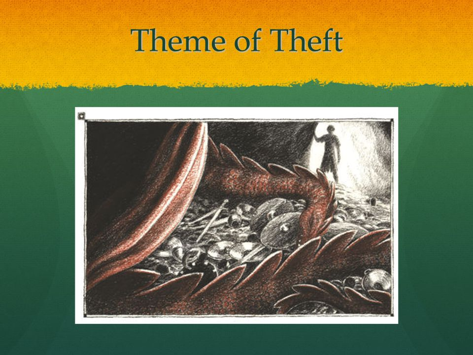 Theme of Theft