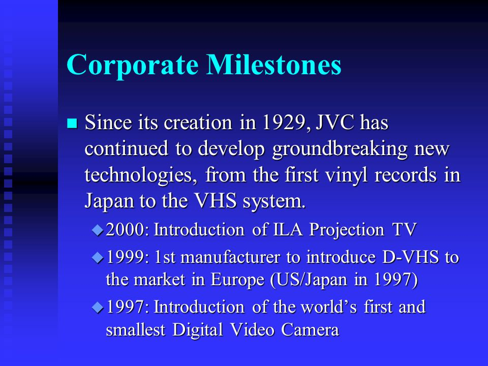 Technology Creator n Entertainment Software Company u Victor Entertainment Inc.