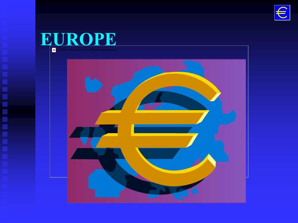 EUROPE Key Data