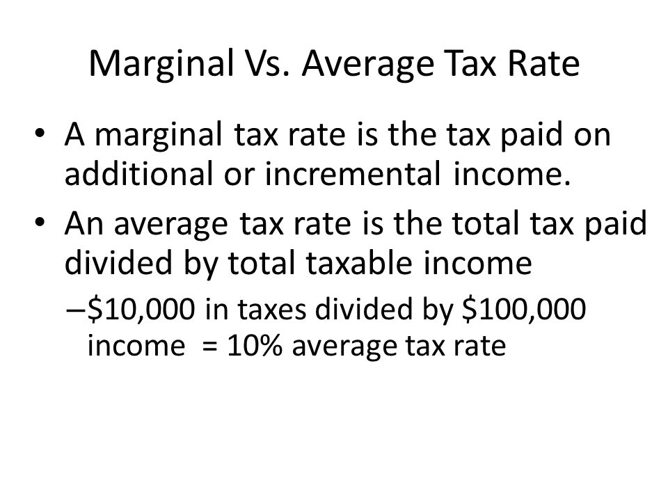 3 Major types of taxes 1.