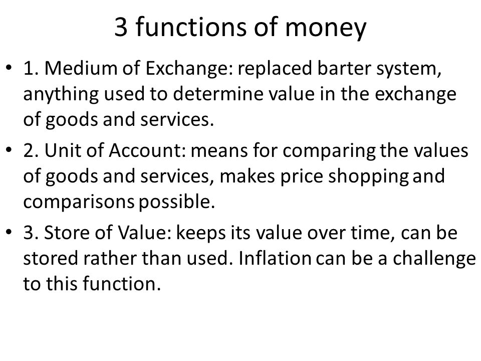 Affects of Monetary Policy  Regulating the Money Supply.