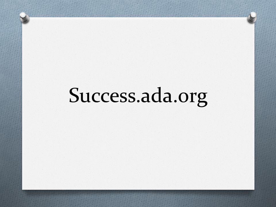Success.ada.org