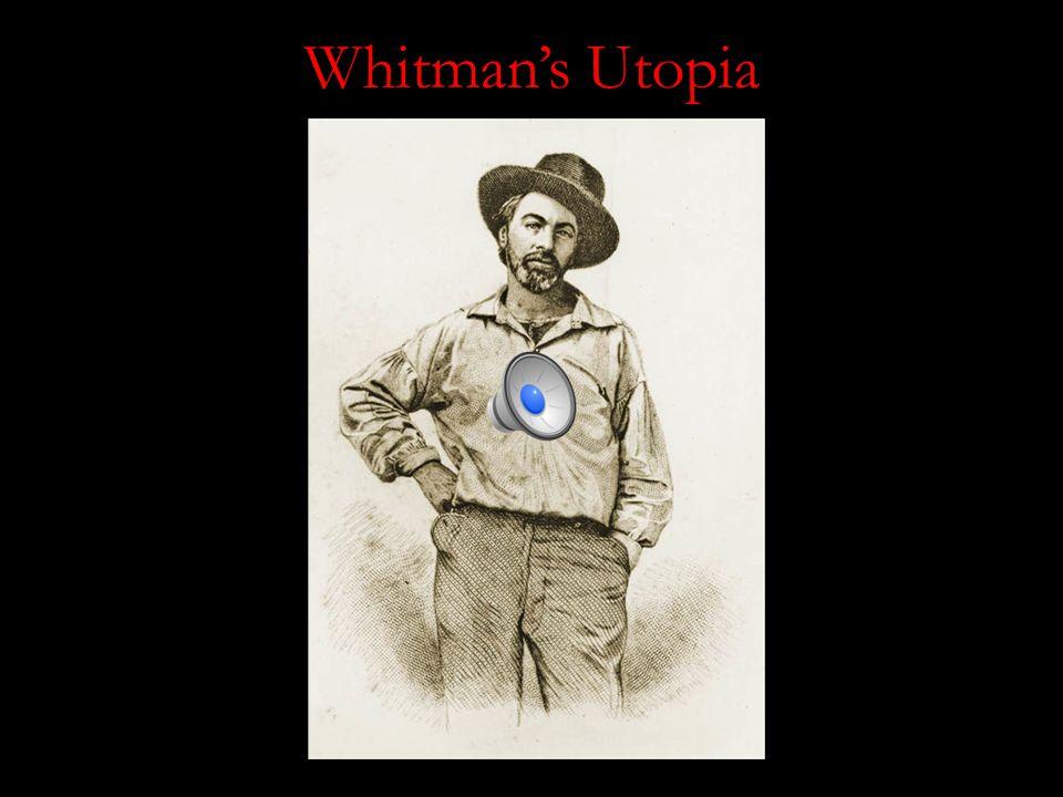 Whitman's Utopia
