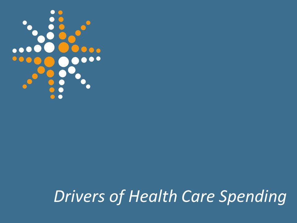 12 Drivers of Health Care Spending