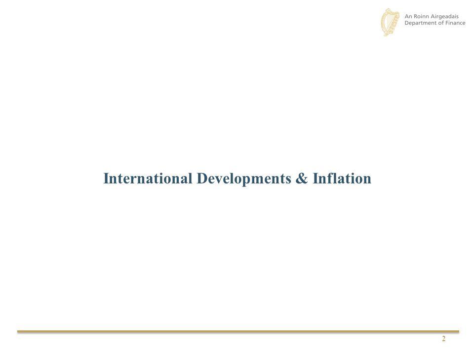 International Developments & Inflation 2