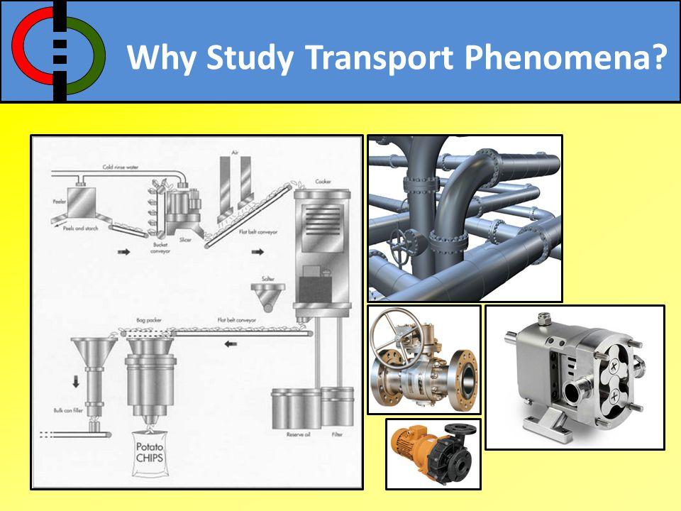 Why Study Transport Phenomena?