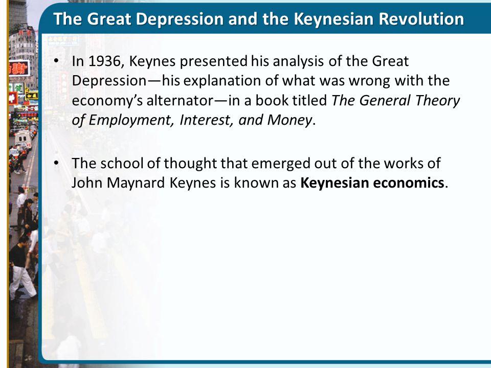 Classical versus Keynesian Macroeconomics