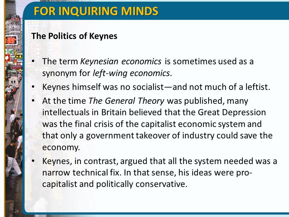 Keynesian economics Macroeconomic policy activism Monetarism Discretionary monetary policy Monetary policy rule Velocity of money Natural rate hypothesis Political business cycle New classical macroeconomics Rational expectations New Keynesian economics Real business cycle theory The Great Moderation consensus Key Terms