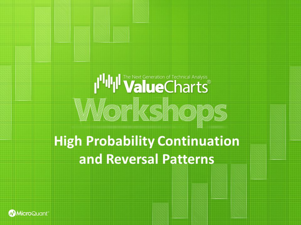 Divergence Trading Workshop Day One presented by Thomas Wood | MicroQuant SM High Probability Continuation and Reversal Patterns