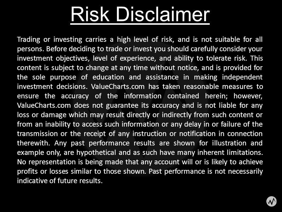 CFTC Rule 4.41 (Hypothetical Disclaimer) U.S.